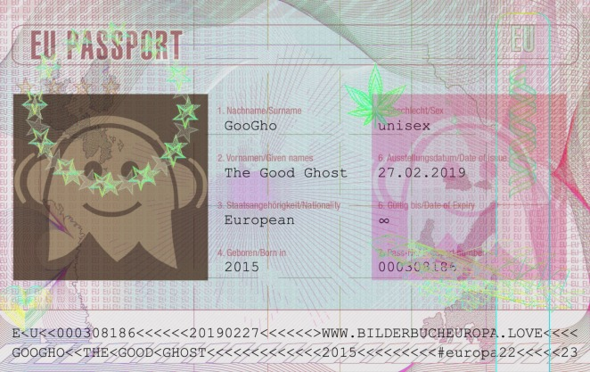 GooGho EU passport