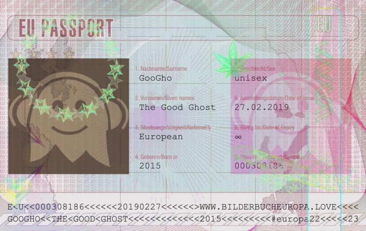 GooGho EU passport